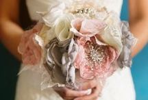Bouquets Fabric
