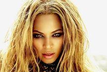 Beyonce / Fierce, Beautiful and Sexy / by Adella Mazzotti