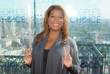 The Queen Latifah Show / Weekdays at 4 beginning Sept. 16 on KEYE / by KEYE TV