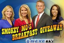 Contests / You could win big by entering one of our contests. / by KEYE TV