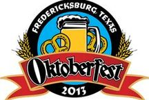 Oktoberfest in Fredericksburg! / A great way to celebrate fall in the Hill Country. Oct. 4, 5, 6 http://www.oktoberfestinfbg.com/  / by KEYE TV