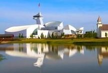 Discovery Park of America / Discovery Park of America located in Union City, TN, will offer visitors a world-class educational and entertainment experience. With more than 70,000 SF of exhibits focused on nature, science, technology, history, and art.
