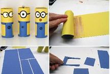 ALL ABOUT KIDS! / Here is some craft ideas for kids to do for fun!