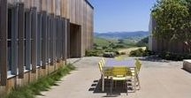 West Marin Ranch / Winner of the 2013 California Home+Design Awards in Residential Architecture!