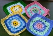 Crochet Squares - and More / by Susan Donaldson