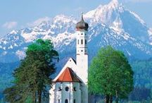 Bavaria, Germany  / Another favourite holiday destination, similar to Austria but with its own distinctive history and culture..  / by Susan Donaldson