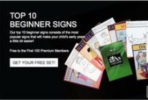 Sign language products / ASL products