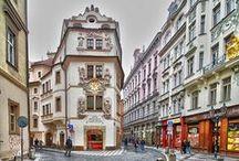 Prague, Czech (2014.12 Destination) / Images of Prague