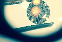 Diamonds / Diamonds, Diamonds Everywhere. Available all cuts, shapes, sizes from Newey's Birmingham.