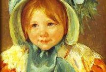 Children in Art / by Susan Donaldson