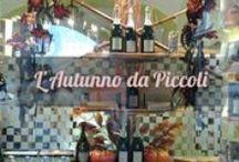 L'Autunno da Piccoli / Le nostre novità per festeggiare l'autunno