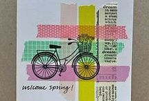 Washi Ideas / cleaver + funny + inspiring ideas how to use washi tapes