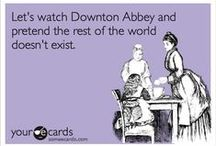 Downton Abbey!! How I will miss you :(