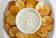 Snacks / Healthy snacks for the afternoon hunger cravings. / by Stephanie Rector {Couponing 101}