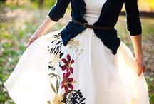 Bride's maids/Groom's men/flower girl ideas / by Amy Perkins