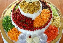 Let's Party!!! / Party decorations and food ideas. / by Kimberly Gran