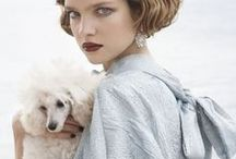 Pet Fashion / ~ Dogs never bite me. Just humans. ~ M.M.