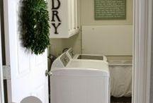 laundry. / by Alba C
