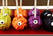 Monster Mash Party! / Great Monster themed items to make Ayden's 2nd birthday fun! October, here we come! / by Angee Perry