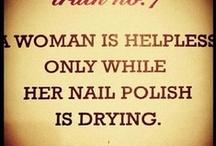 Finger Painting / Nail polish et al / by Nicole Rossetti le Strange