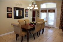 Dining Rooms & Breakfast Nooks / by Kimberly Gran