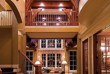 Entryways~Foyers~Stairs~Halls / by Kimberly Gran
