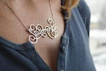 Accessorize / Beautiful jewelry, cute bags, and other accessories / by Katy Sewell