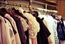 dressing room. / by Alba C