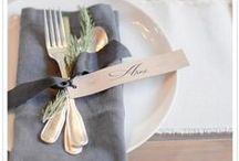 Weddings | Place Settings