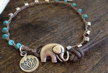 DIY Jewerly: Bracelets, Necklaces, Etc <3