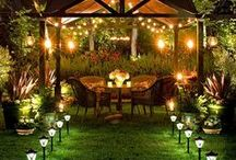 Outdoor Decor / Things I want in my yard / by Katy Sewell