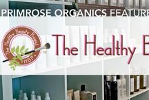 Primrose organics salon press / Hair salon offering organic and hand crafted products and services