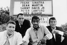 Singers, Songwriters and Cool Cats! / Dean, Frank, Sammy, Bobby, Frankie: All the cool and swinging Dudes!