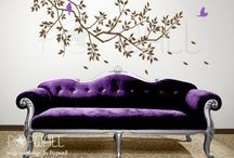 Decorating Ideas: Living Rooms & Parlours  / Decorating with flair!