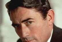 Gregory Peck - Talented, Intelligent and Debonair!  / One of the greatest actors of stage and screen. True Hollywood Royalty!