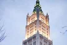 New York - Woolworth Building / New York's very first official Sky Scraper!