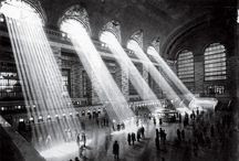 New York - Grand Central / Temples when the rail-roads ruled!