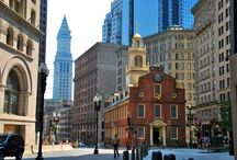 Massachusetts - Boston's Beauty!  / Sights and sounds of Beantown!