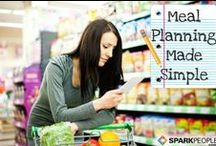 cooking tips & meal planning. / by Alba C