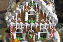 Gingerbread houses/Gingerbread / Gingerbread houses / by NB Kay