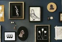 Create a wall of lovely images
