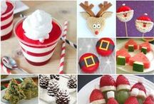 Christmas Party Food & Goodies / by Kimberly Gran