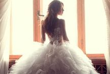 My Wedding: The Dress & Accessories / My perfect wedding outfit / by Katy Sewell