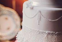 My Wedding: The Cake / Wedding cake inspiration / by Katy Sewell