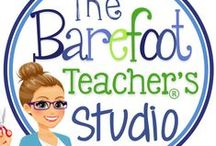 The Barefoot Teacher's Studio / Clip Art from The Barefoot Teacher