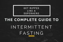Get Ripped / How to lose weight, lose body fat, gain muscle, expand your genetic potential, and getting in the best shape of your life.