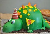 Dinosaur Party! / by Kimberly Gran