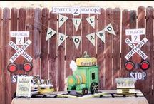 Choo Choo Train Party!  / by Kimberly Gran