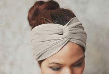 Hair and headbands
