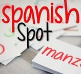 The Spanish Spot / A great place to find Spanish Resources for all grade levels!